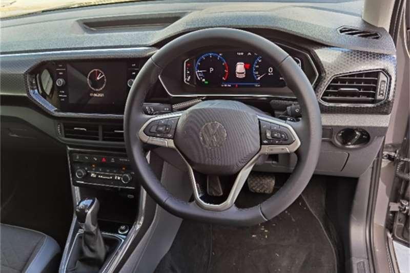 Used 2021 VW T-Cross T CROSS 1.0 TSI HIGHLINE DSG