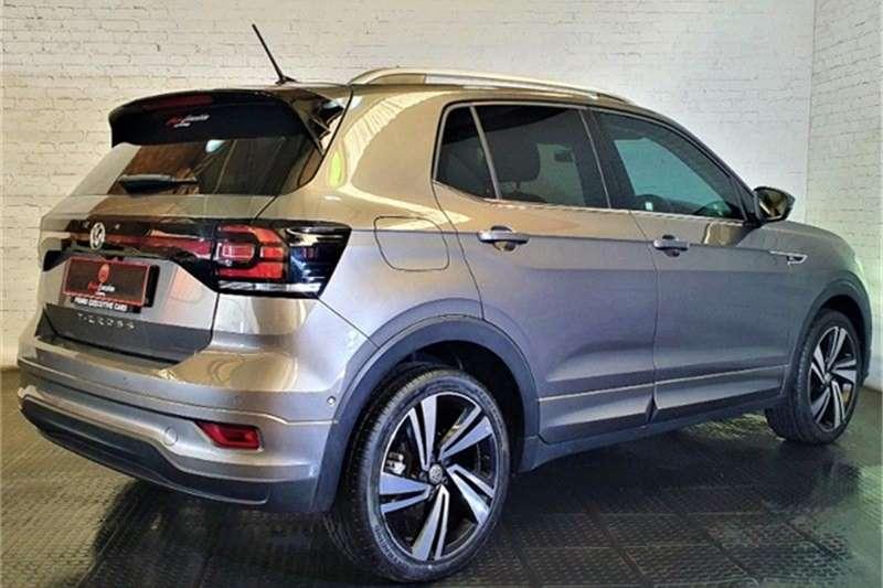Used 2020 VW T-Cross T CROSS 1.5 TSI R LINE DSG