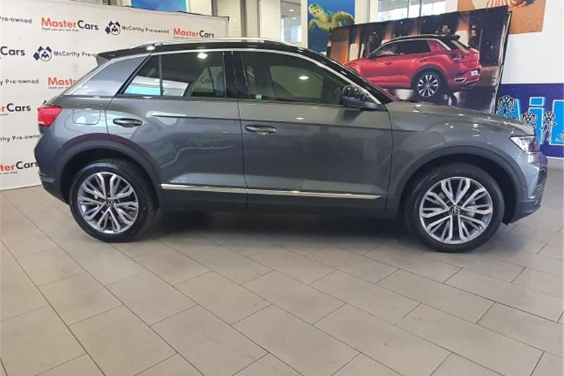 2021 VW T-Roc T-ROC 1.4 TSI DESIGN TIPTRONIC