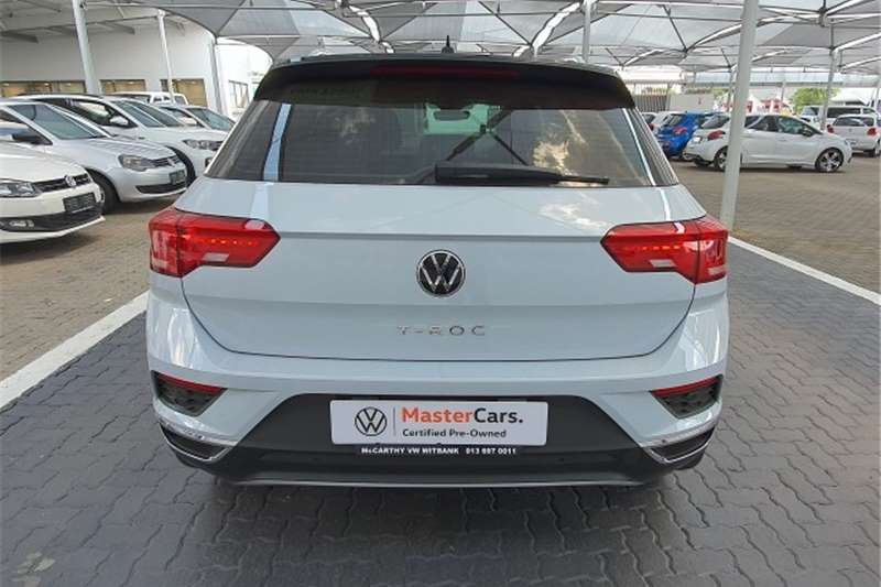 VW T-Roc T ROC 1.4 TSI DESIGN TIPTRONIC 2021