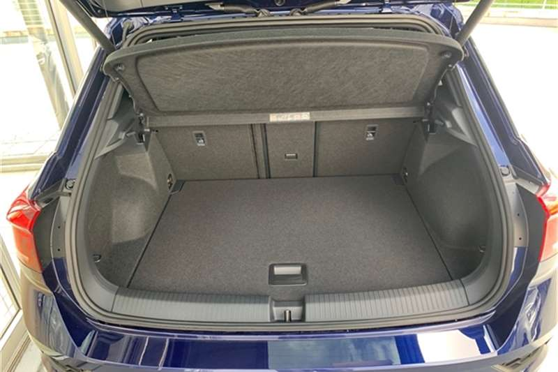VW T-Roc T ROC 2.0 TSI 4M R LINE DSG 2021