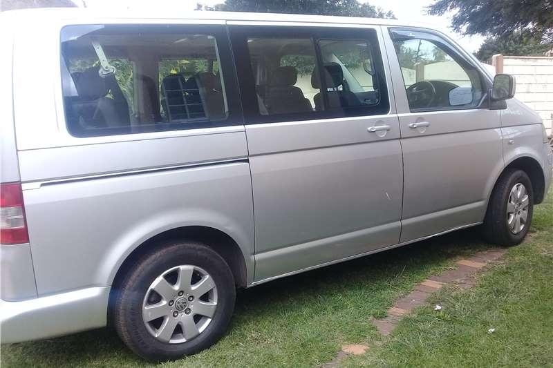 VW T5 kombi 2007