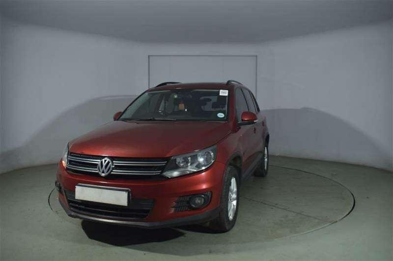 VW Tiguan 1.4 TSi 2011