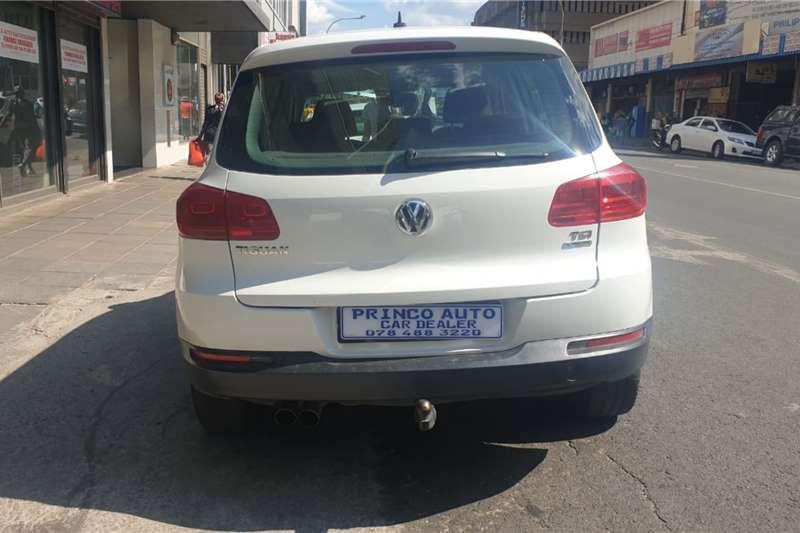 VW Tiguan 1.4 TSI 2013