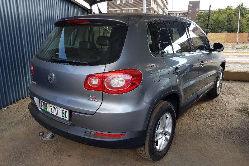 VW Tiguan 1.4 TSi B/MOT TREN FUN (118KW) 2011