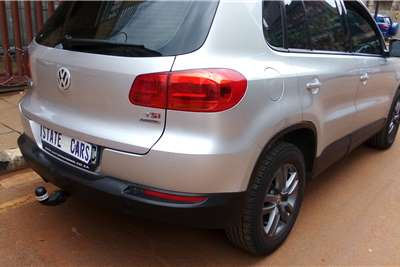 2013 VW Tiguan TIGUAN 1.4 TSI B/MOT TREN-FUN DSG (110KW)