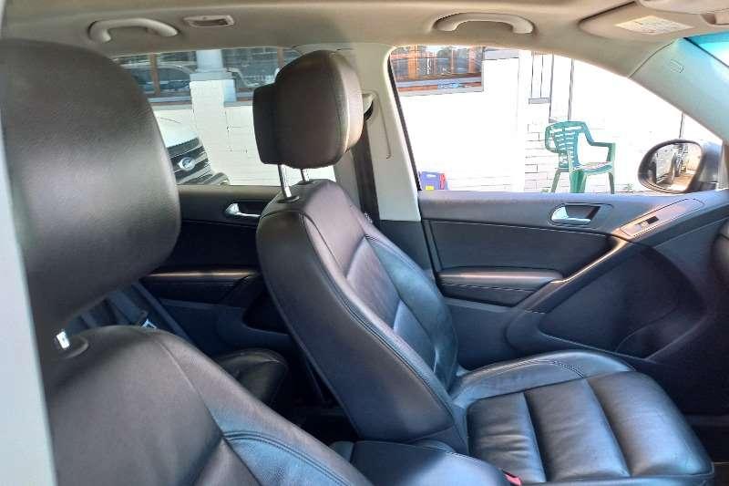 Used 2014 VW Tiguan TIGUAN 1.4 TSI B/MOT TREN FUN DSG (118KW)