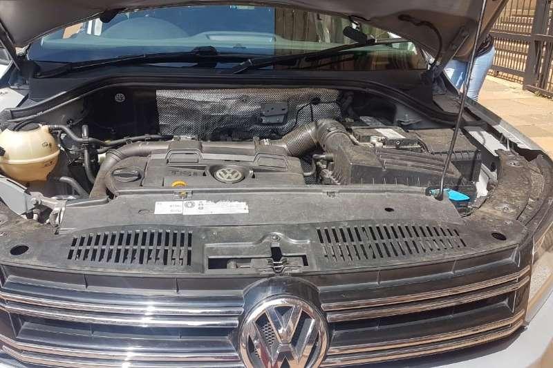 VW Tiguan 1.4 TSi B/MOT TREND FUN (90KW) 2013