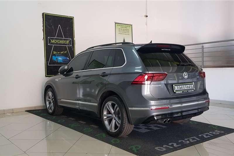 Used 2019 VW Tiguan TIGUAN 1.4 TSI R LINE DSG (110KW)