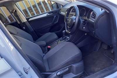 2018 VW Tiguan TIGUAN 1.4 TSI TRENDLINE (92KW)