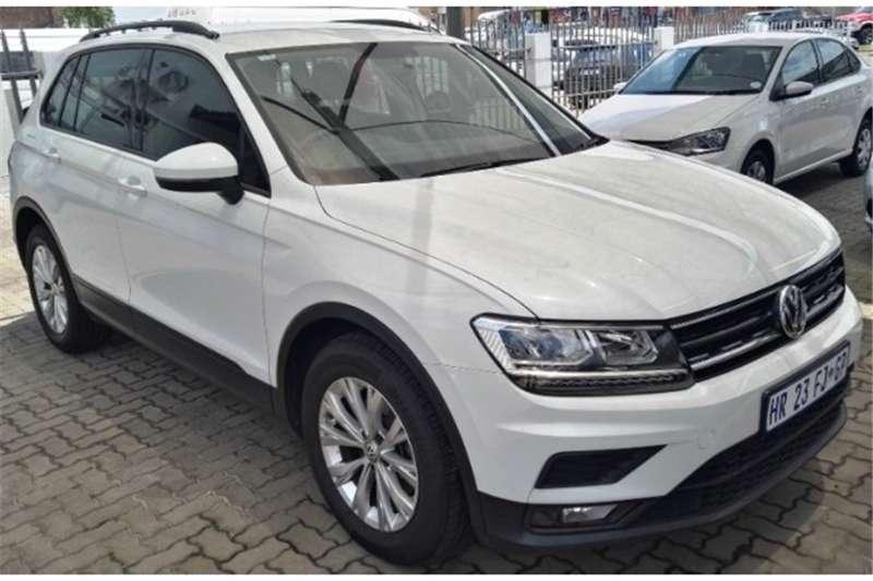 VW Tiguan 1.4 TSI TRENDLINE DSG (110KW) 2018