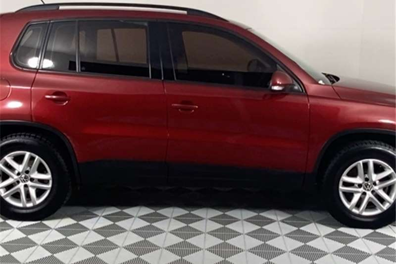 2011 VW Tiguan Tiguan 1.4TSI 110kW Trend&Fun