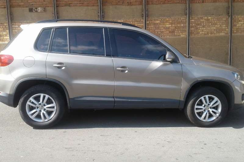 VW Tiguan 1.4TSI 110kW Trend&Fun 2012