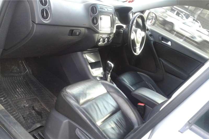 Used 2013 VW Tiguan 1.4TSI 110kW Trend&Fun