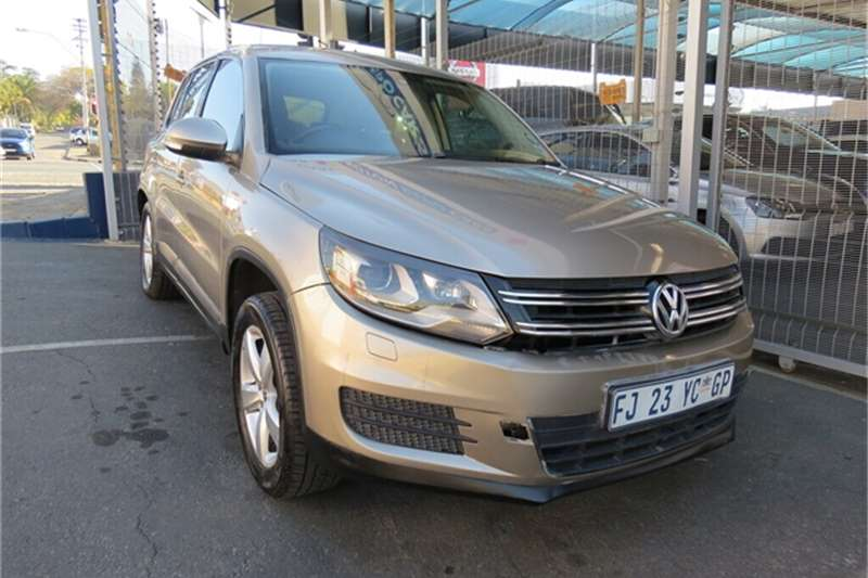 VW Tiguan 1.4TSI 118kW Trend&Fun 2012