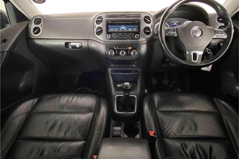 2012 VW Tiguan Tiguan 1.4TSI 118kW Trend&Fun
