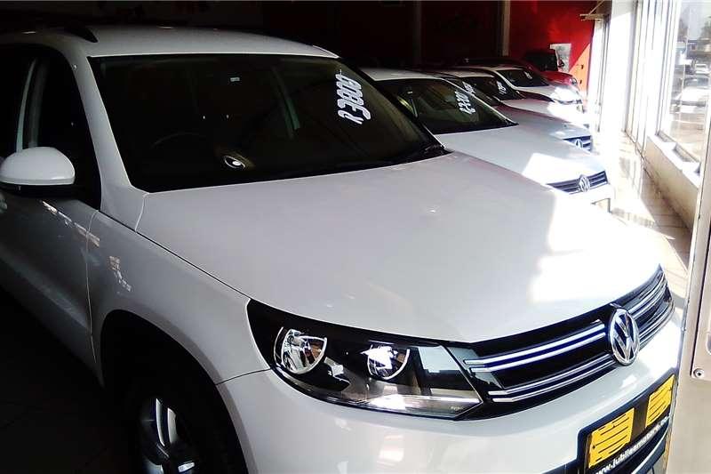 Used 2013 VW Tiguan 1.4TSI 118kW Trend&Fun
