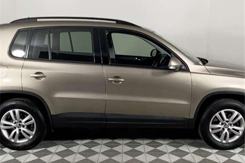 2013 VW Tiguan Tiguan 1.4TSI 118kW Trend&Fun