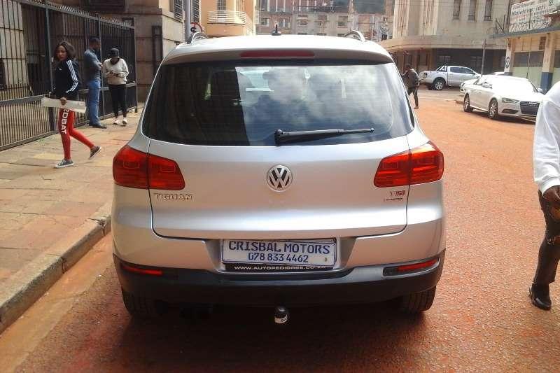 Used 2013 VW Tiguan 1.4TSI 118kW Trend&Fun auto