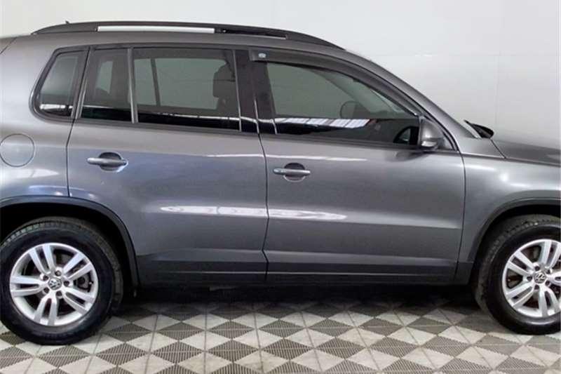 2013 VW Tiguan Tiguan 1.4TSI 118kW Trend&Fun auto