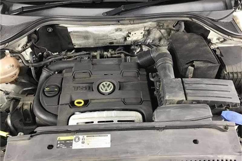 VW Tiguan 1.4TSI 118kW Trend&Fun auto 2014