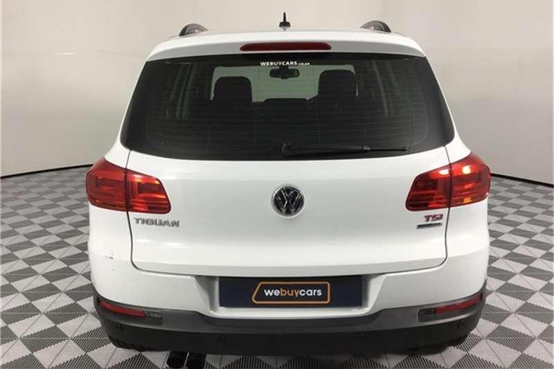 Used 2014 VW Tiguan 1.4TSI 118kW Trend&Fun auto