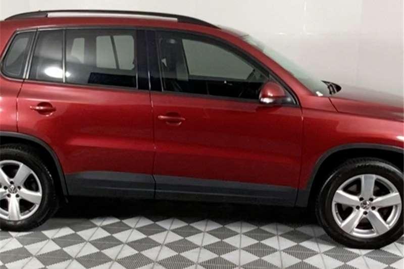 2014 VW Tiguan Tiguan 1.4TSI 118kW Trend&Fun auto