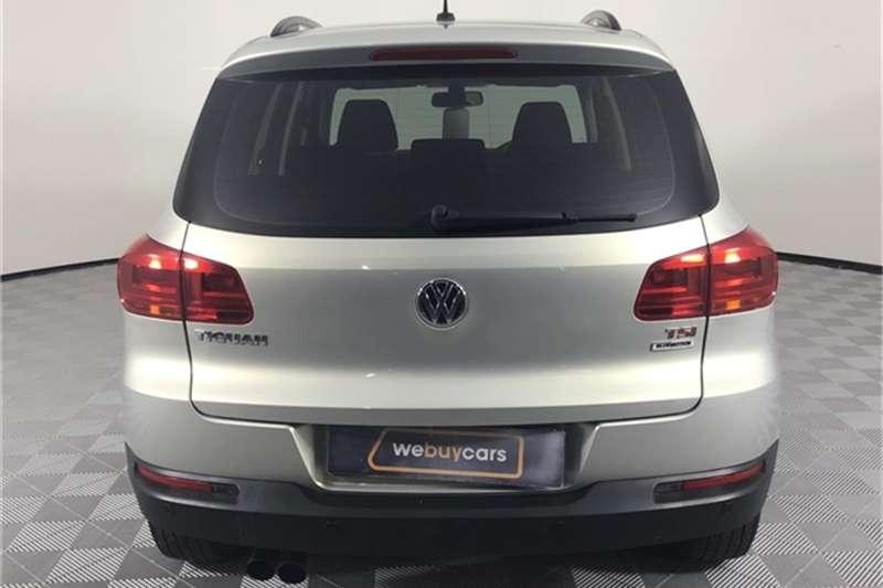 VW Tiguan 1.4TSI 118kW Trend&Fun auto 2015