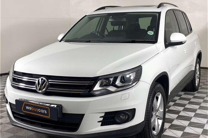 2015 VW Tiguan Tiguan 1.4TSI 118kW Trend&Fun auto