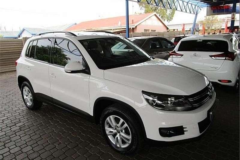 VW Tiguan 1.4TSI 4Motion Trend&Fun 2011