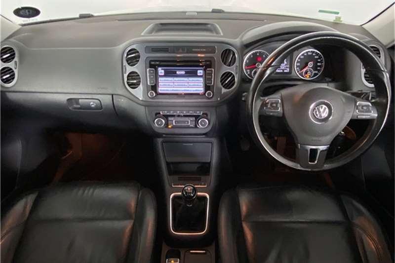 2012 VW Tiguan Tiguan 1.4TSI 4Motion Trend&Fun