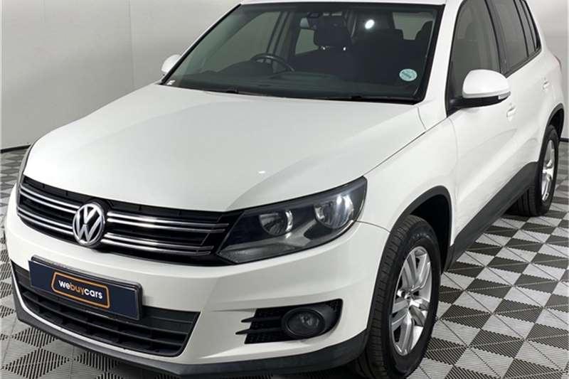 Used 2012 VW Tiguan 1.4TSI 4Motion Trend&Fun