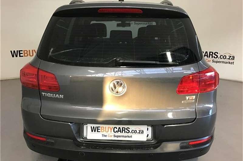 VW Tiguan 1.4TSI 4Motion Trend&Fun 2013