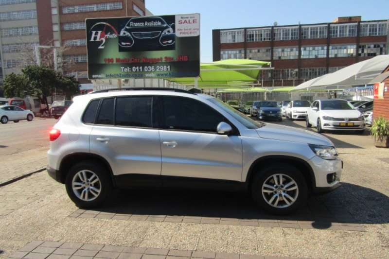 VW Tiguan 1.4TSI 4Motion Trend&Fun 2014