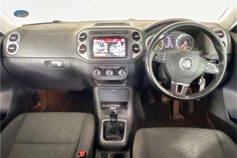 2011 VW Tiguan Tiguan 1.4TSI 90kW Trend&Fun