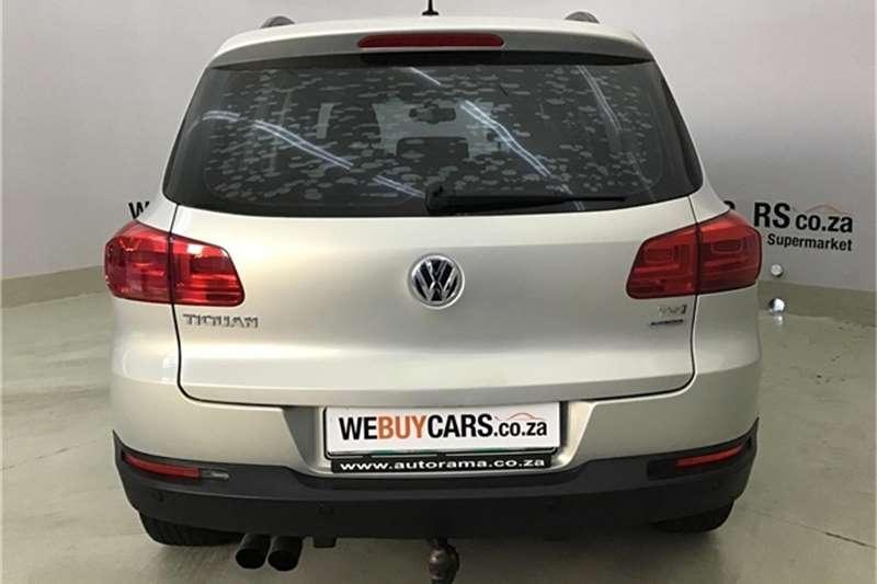 VW Tiguan 1.4TSI 90kW Trend&Fun 2012