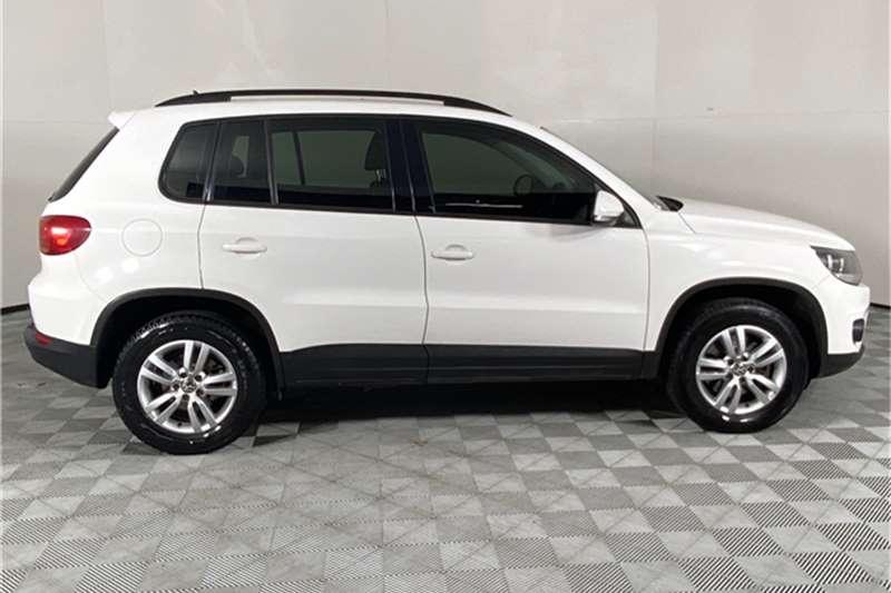 2012 VW Tiguan Tiguan 1.4TSI 90kW Trend&Fun