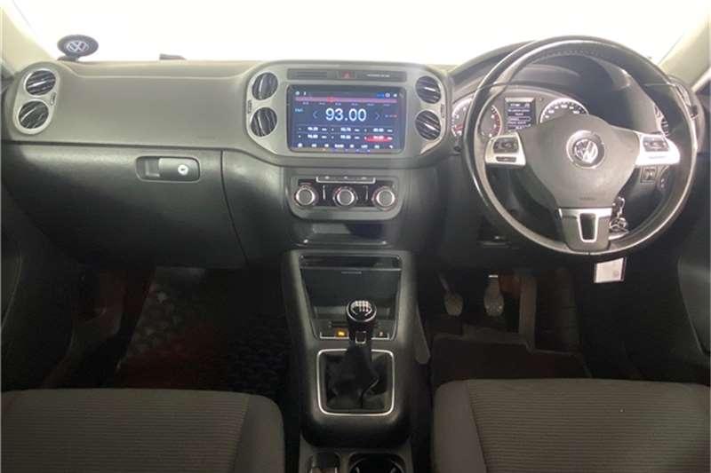 Used 2012 VW Tiguan 1.4TSI 90kW Trend&Fun