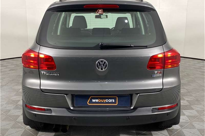 2013 VW Tiguan Tiguan 1.4TSI 90kW Trend&Fun