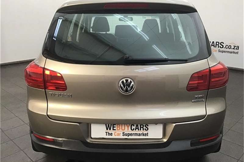 VW Tiguan 1.4TSI 90kW Trend&Fun 2014