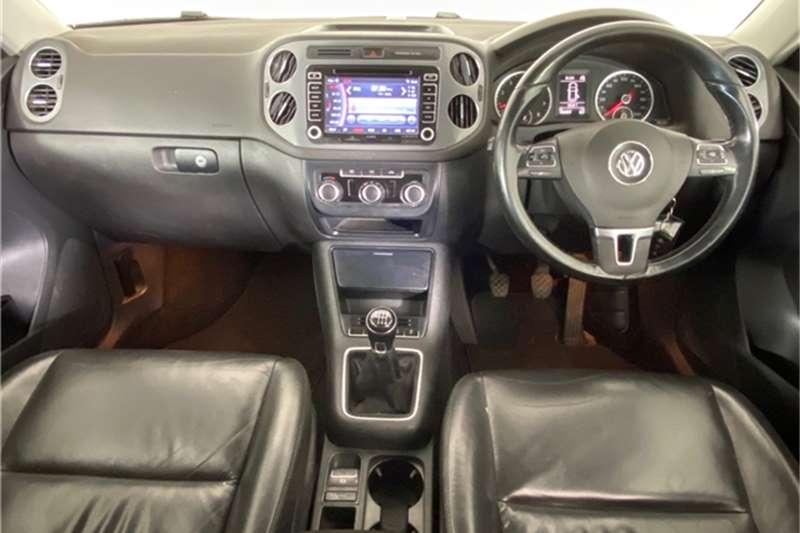 Used 2014 VW Tiguan 1.4TSI 90kW Trend&Fun