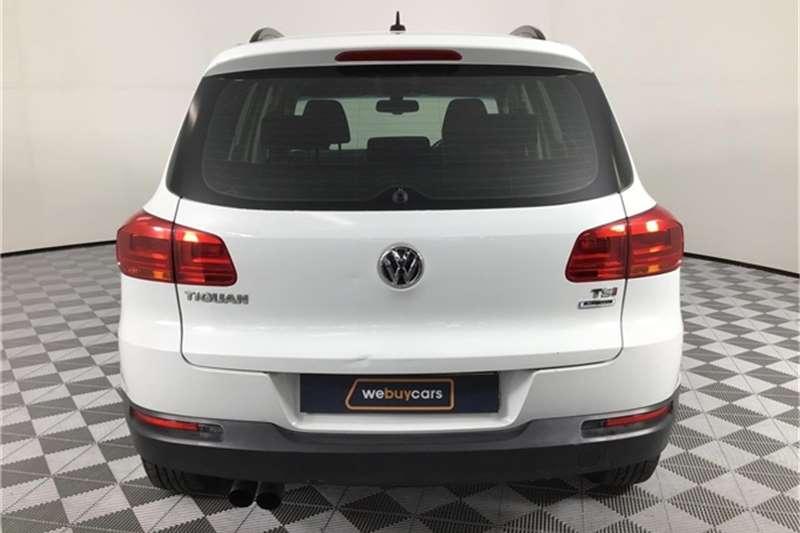 VW Tiguan 1.4TSI 90kW Trend&Fun 2015