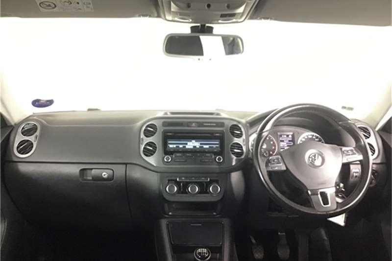 2015 VW Tiguan Tiguan 1.4TSI 90kW Trend&Fun