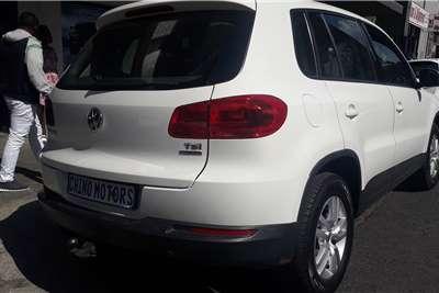 VW Tiguan 1.4TSI Comfortline 2013