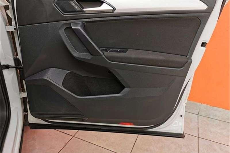 VW Tiguan 1.4TSI Comfortline 2017