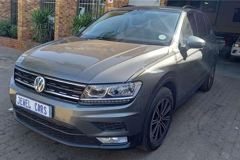Used 2017 VW Tiguan 1.4TSI Comfortline