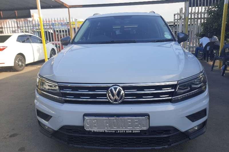 Used 2018 VW Tiguan 1.4TSI Comfortline