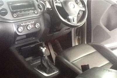 VW Tiguan 1.4TSI Comfortline auto 2014