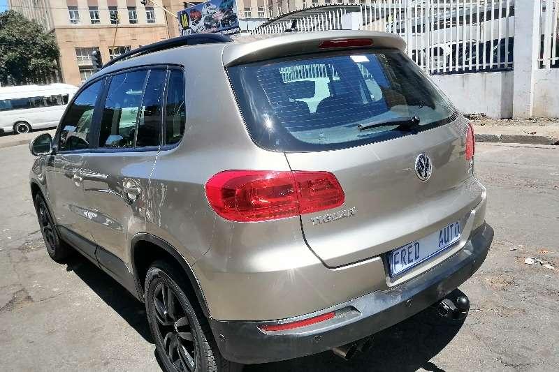 Used 2014 VW Tiguan 1.4TSI Comfortline auto