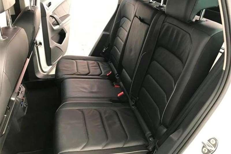 VW Tiguan 1.4TSI Comfortline Auto 2016